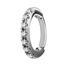 Click Ring - Swarovski Zirconia