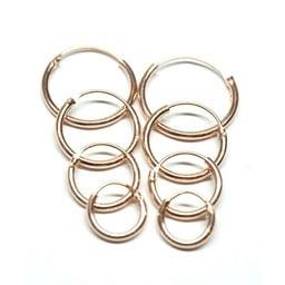 Zilveren Oorbel Set - 4 Paar