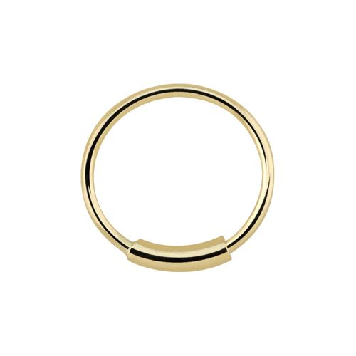 14k Solid Gold Nose Ring