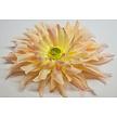 18K Gold Nosestud - Swarovski Zirconia Flower