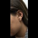 Chirurgisch Staal Conch Ring - Swarovski Elements