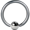Surgical Steel Ball Closure Ring Basic