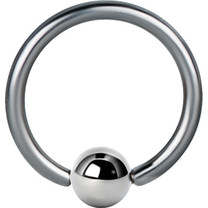 Surgical Steel Ball Closure Ring - Basic