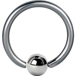 Chirugisch Stalen Ball Closure Ring - Basic