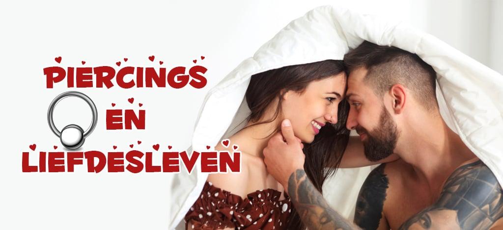 Piercings  en  Liefdesleven
