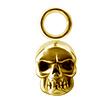 Segment Ring Charm - Skull