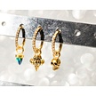 Segment Ring Hanger - Opaal Spike
