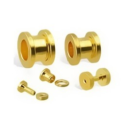 Gold Plated Tunnel - Basic (Small)