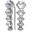 Surgical Steel Earrings Crystals