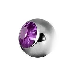 Piercing Balletje - Kristalletje