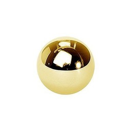 Piercing Ball - Basic Gold