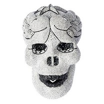 Swarovski Decoration Sugar Skull
