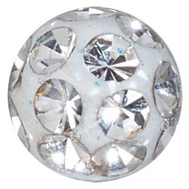 Swarovski Elements - Piercing Ball 4mm