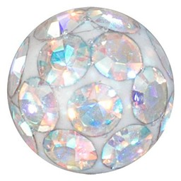 Swarovski Elements - Piercing Ball 6mm