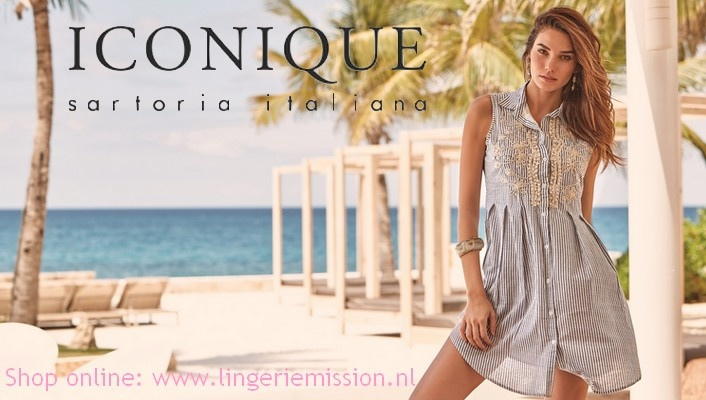Iconique Beachwear SS19 | lingeriemission.nl