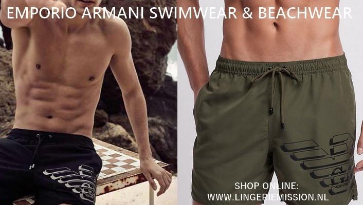 Emporio Armani | EA7 Swimwear