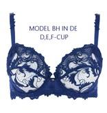 Lise Charmel Lise Charmel | Corbeille Dressing Floral Bleu