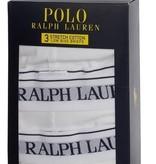 Polo Ralph Lauren  Polo Ralph Lauren | 3-pack Slips | Wit