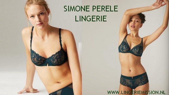 Simone Pérèle SAGA   Lingeriemission.nl