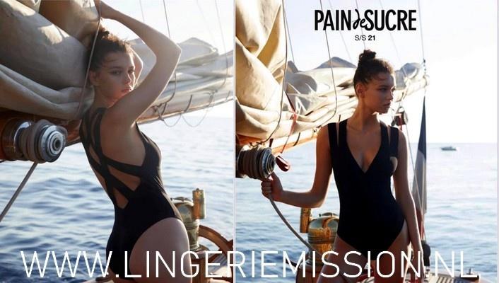 Pain de Sucre Badmode SS2021 | Lingeriemission.nl