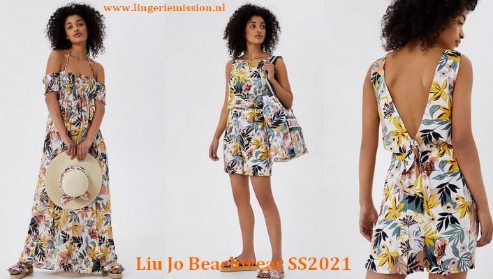 Liu Jo Beachwear SS2021 | lingeriemission.nl