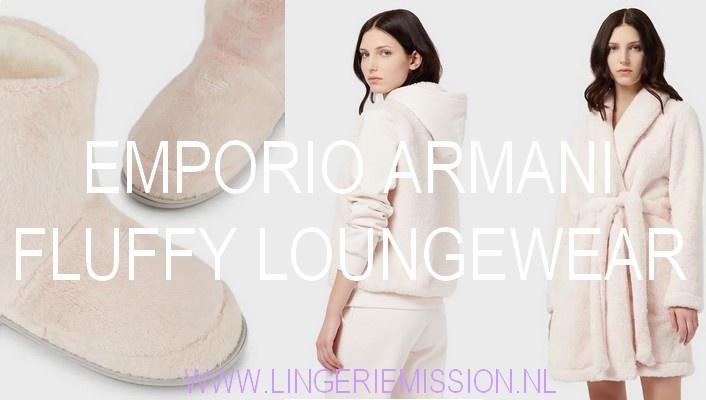 Emporio Armani Loungewear   lingeriemission.nl