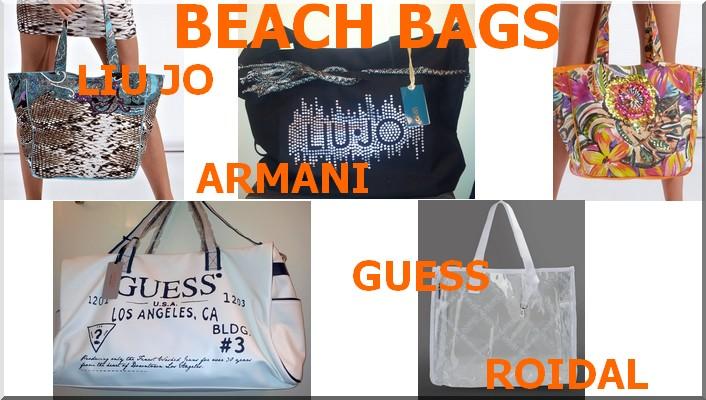 Beach Bags / Strandtassen