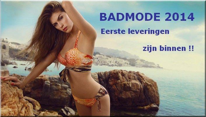 Badmode Collectie 2014