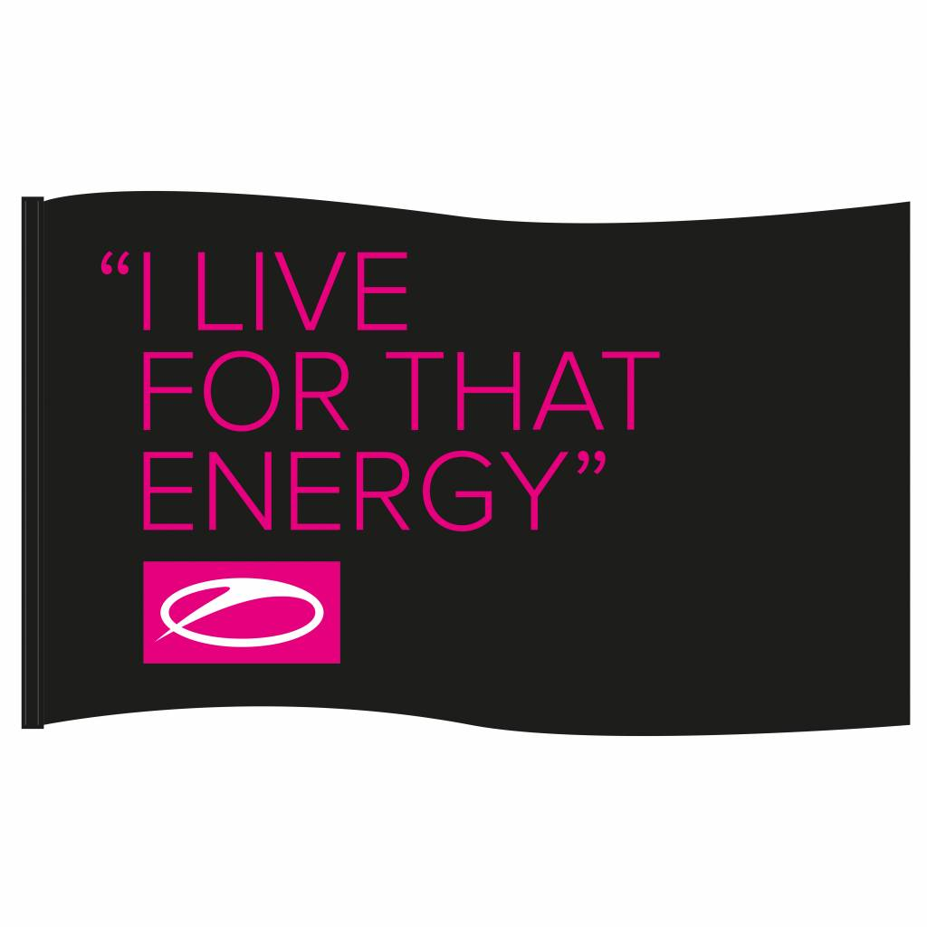 A State Of Trance A State Of Trance - Flag (I Live For That Energy)