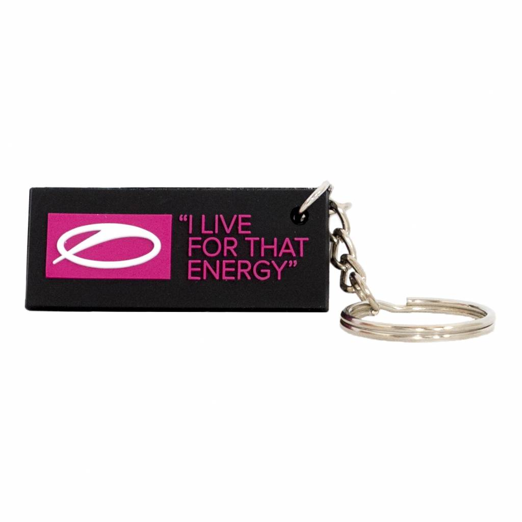 A State Of Trance A State Of Trance - Silicon Keyring (I Live For That Energy)
