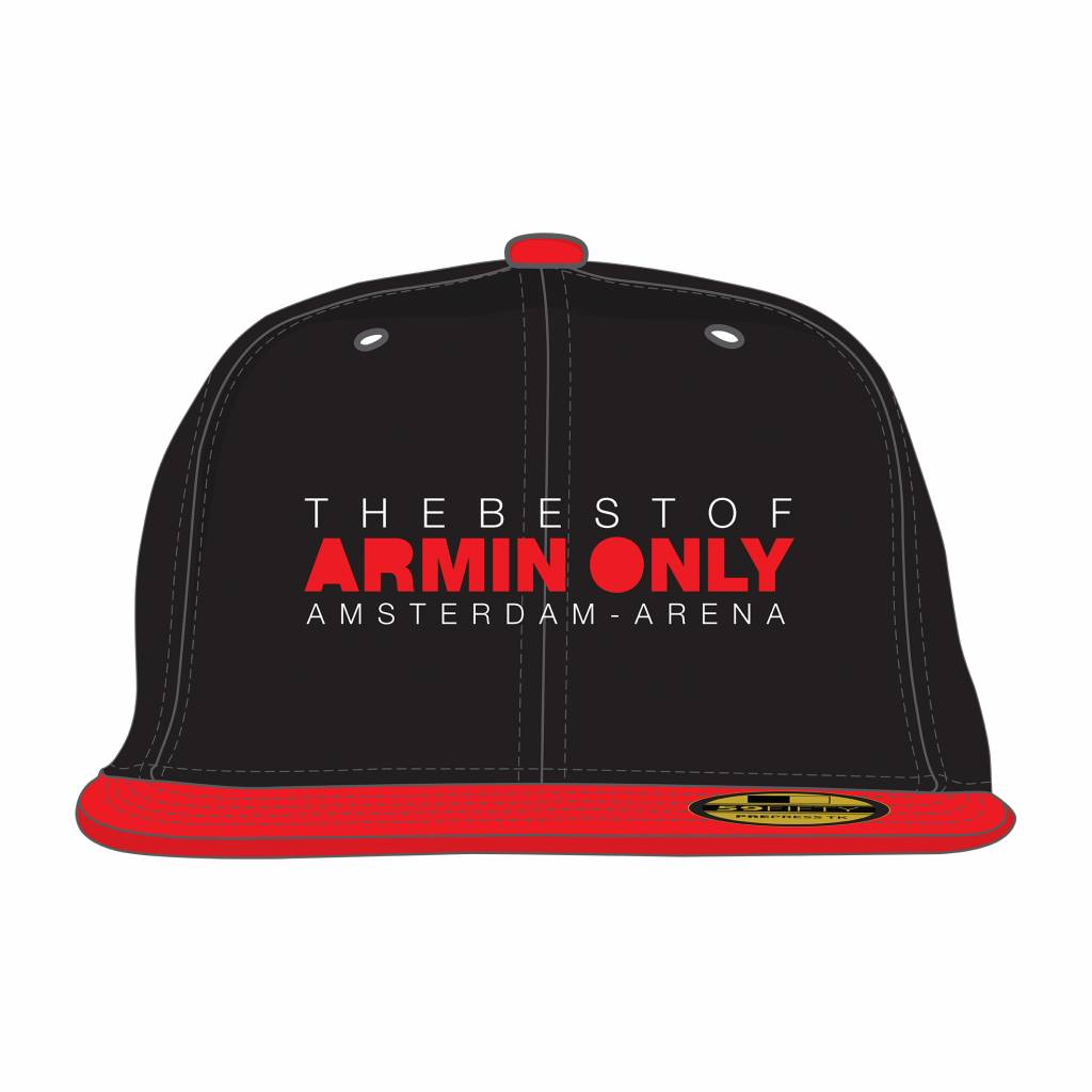 Armin van Buuren Armin van Buuren - The Best Of Armin Only - Cap