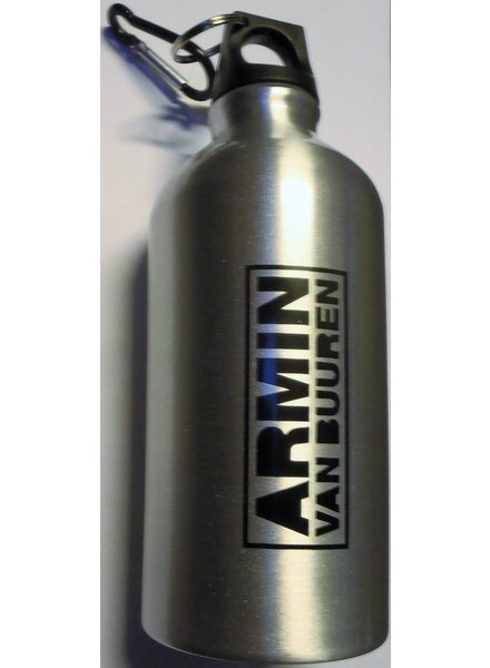 Armin van Buuren Armin van Buuren - A Bottle (zilver with black logo)