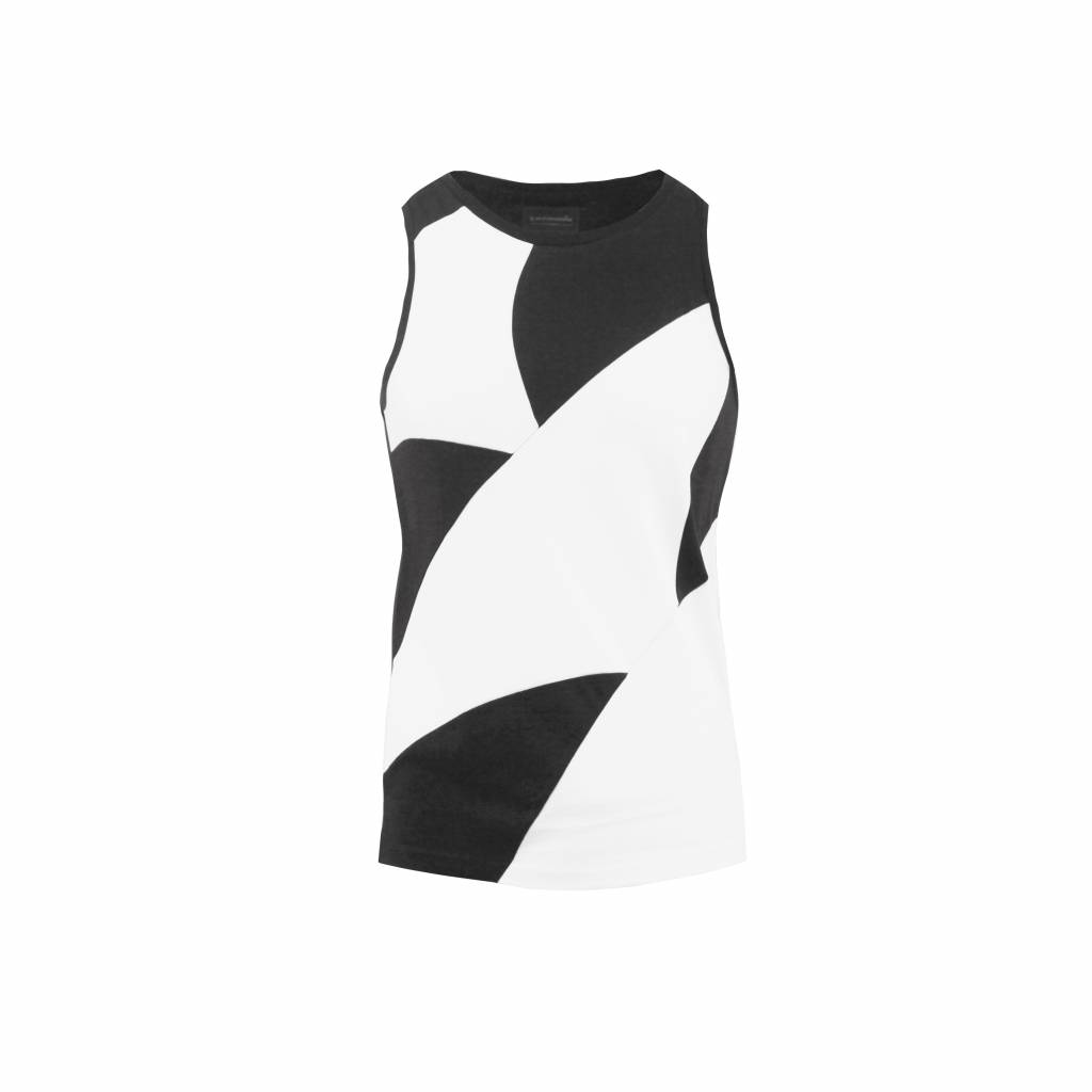 Armada Music Armada Music - Black & White - Ladies Top