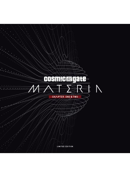 Cosmic Gate - Materia Limited Box set