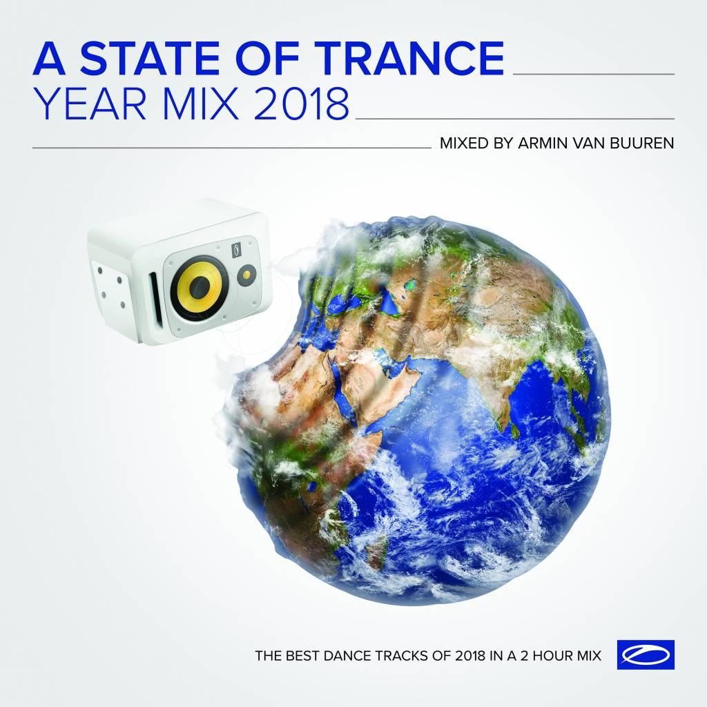 A State Of Trance Armin van Buuren - A State Of Trance Year Mix 2018