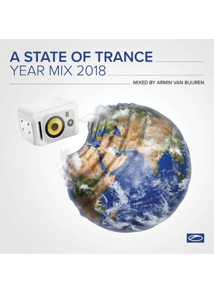 A State Of Trance Armin van Buuren - A State Of Trance Year Mix 2018 - 2X Vinyl