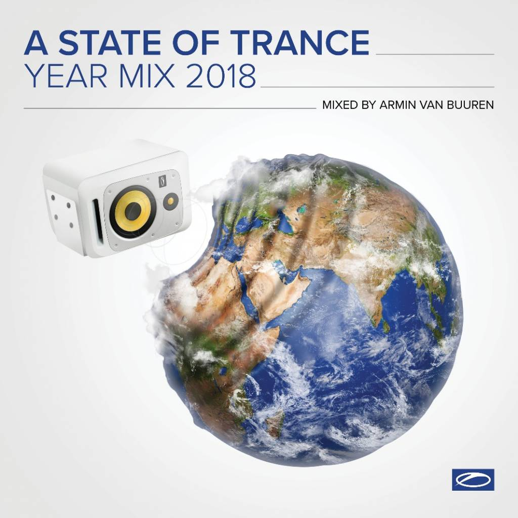A State Of Trance Armin van Buuren - A State Of Trance Year Mix 2018 - 2XVinyl