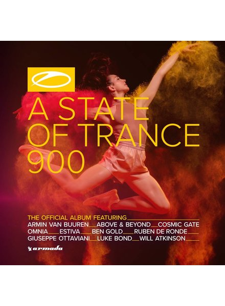 A State Of Trance A State Of Trance 900 (The Official Compilation)