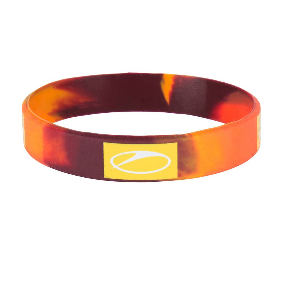 A State Of Trance ASOT Flames - Wristband