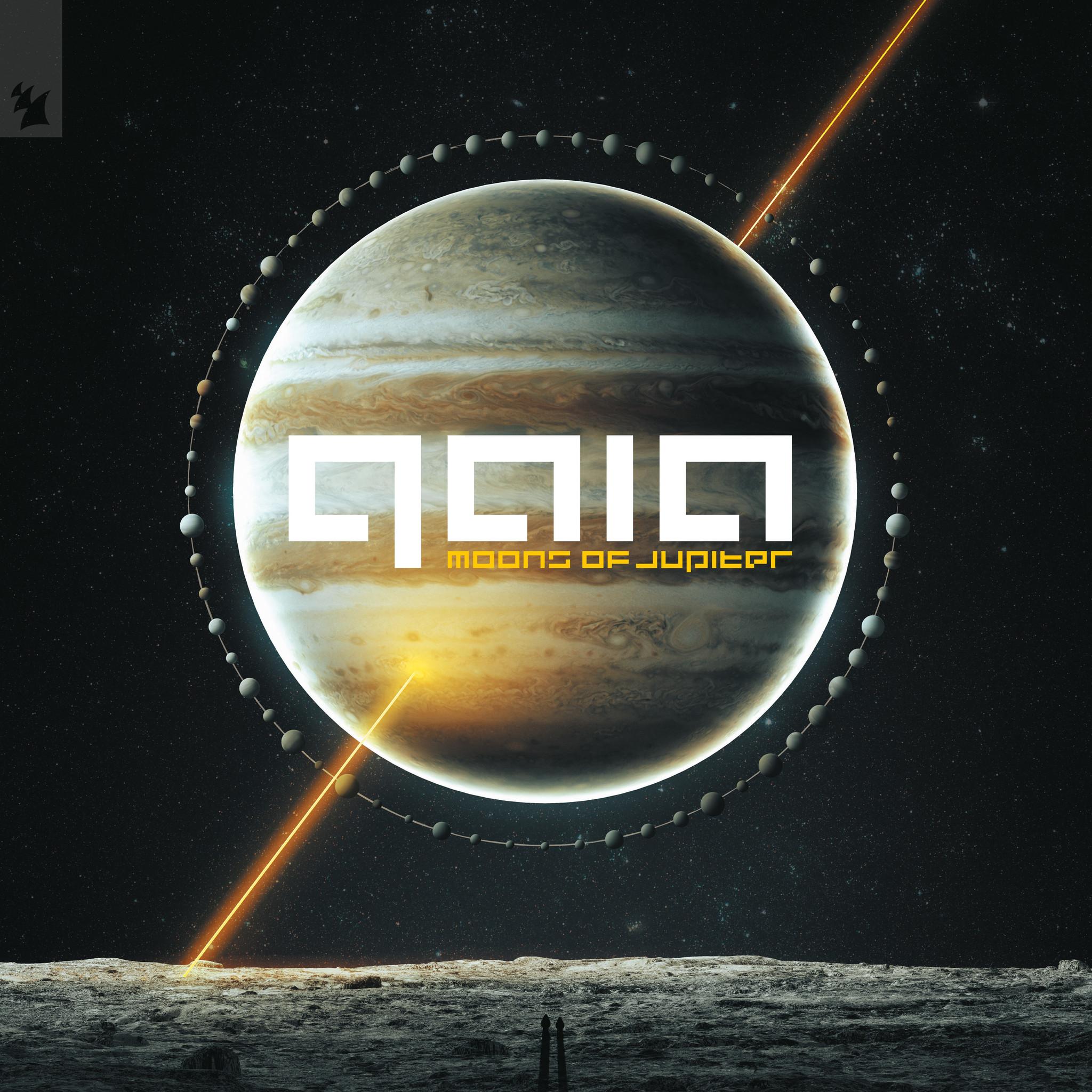 Armada Music GAIA - Moons Of Jupiter (VINYL 4X)