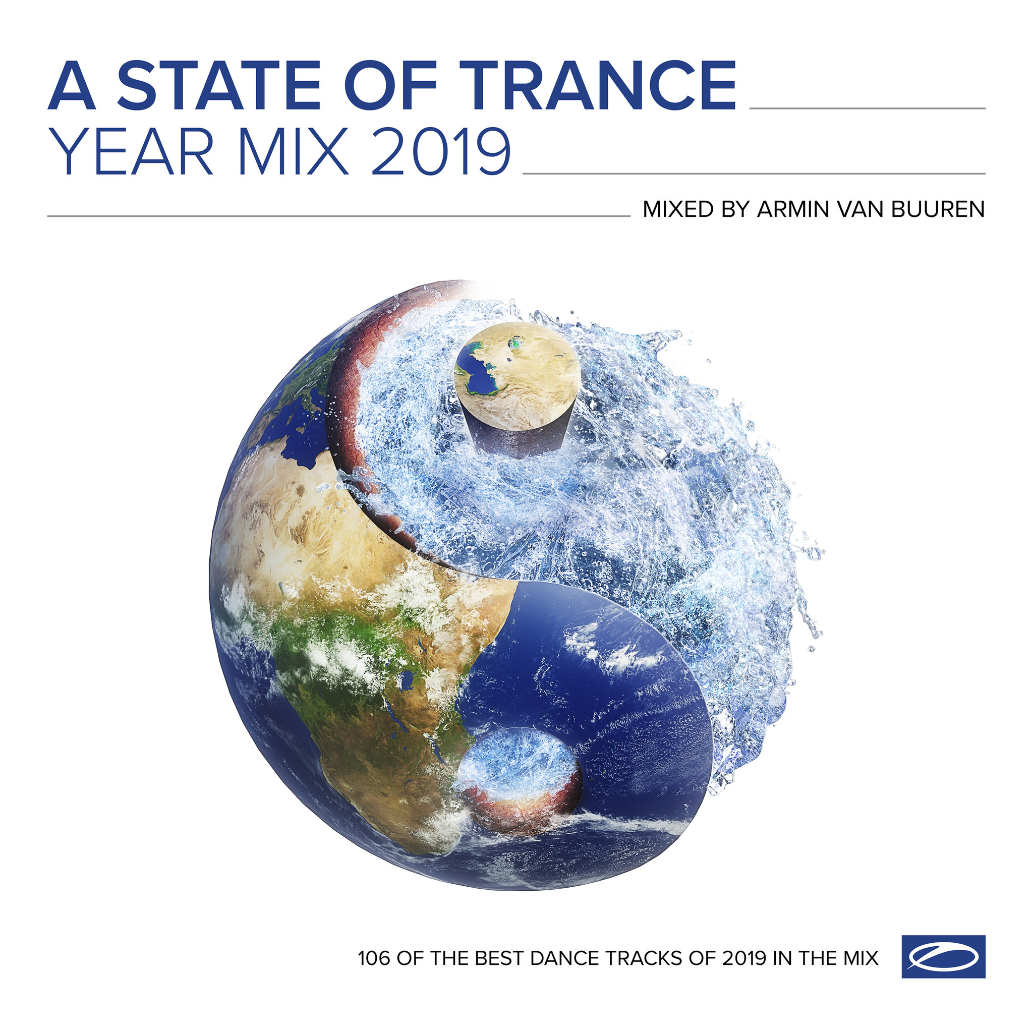 A State Of Trance Armin van Buuren - A State Of Trance Year Mix 2019
