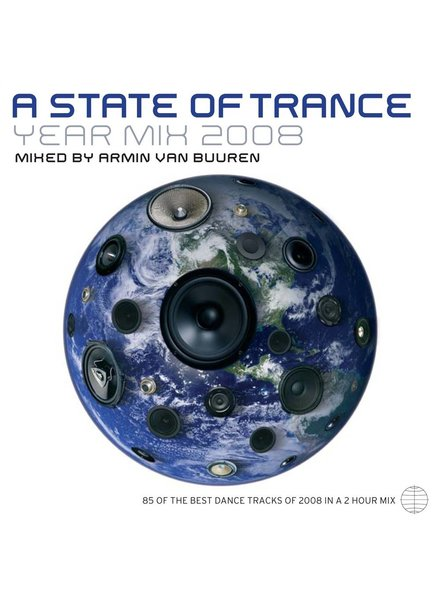 Armin van Buuren - A State Of Trance Year Mix '08