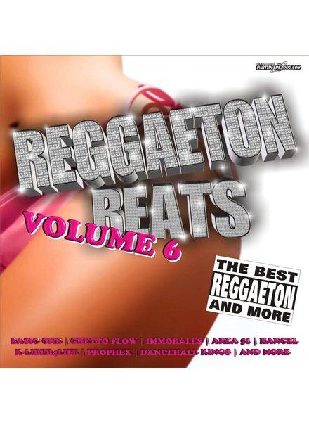 Reggaeton Beats Vol. 6