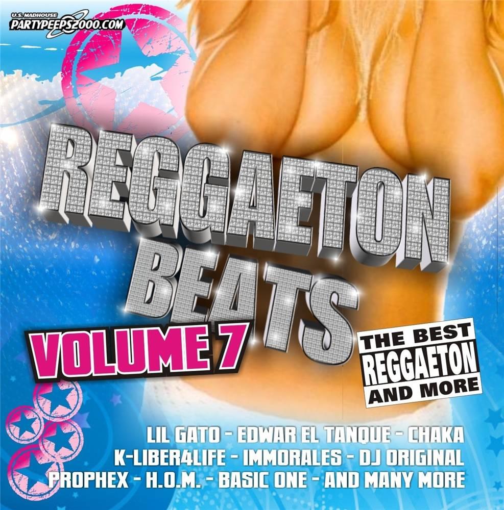 Reggaeton Beats Vol. 7