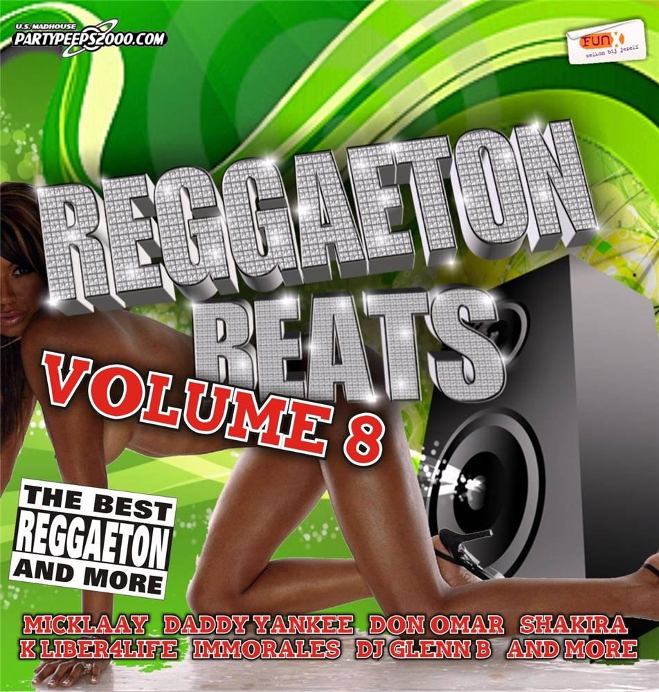 Reggaeton Beats Vol. 8