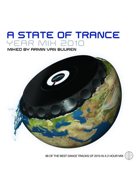 Armin van Buuren - A State Of Trance Year Mix '10
