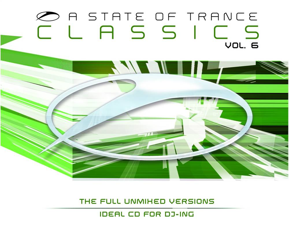 A State Of Trance Armin van Buuren - A State Of Trance Classics, Vol. 6