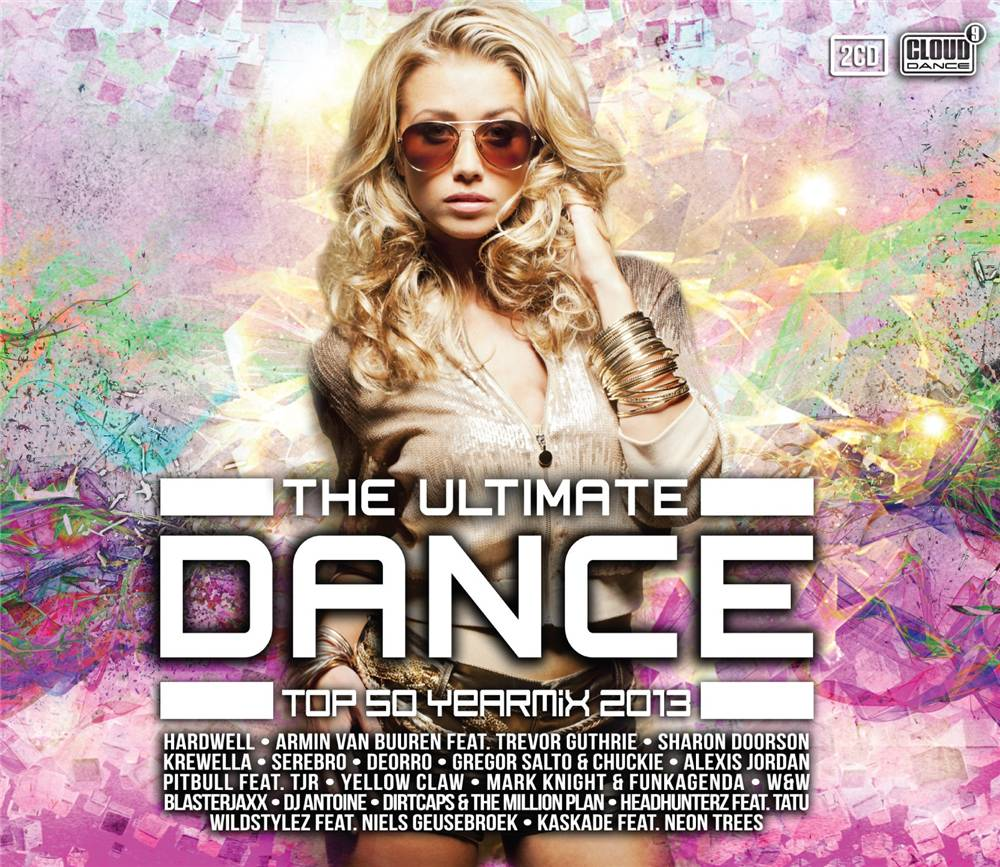Ultimate Dance Top 50 Yearmix