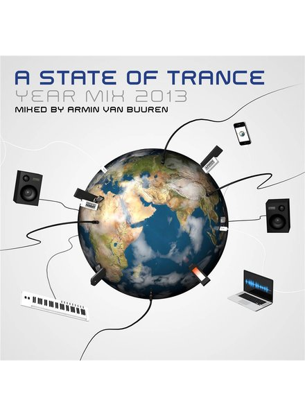 A State Of Trance Armin van Buuren - A State Of Trance Year Mix '13