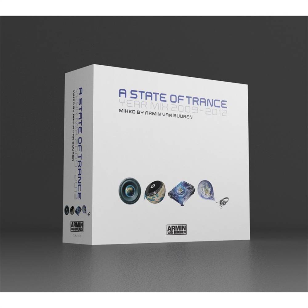 A State Of Trance Armin van Buuren - ASOT Year Mix 2009-2012